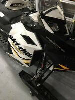 2012 Ski-Doo Renegade BackCountry X
