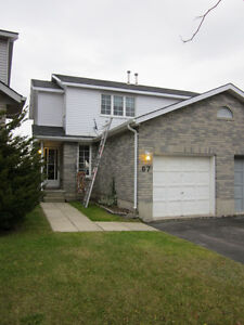 Well located semi with garage available in Grenadier Village!