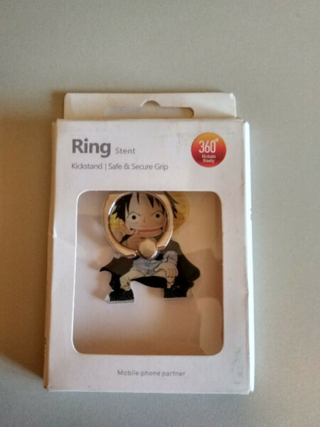 Cartoon Handphone Ring Holder