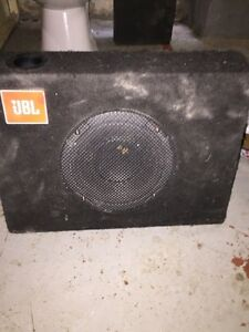 Car stereo subs