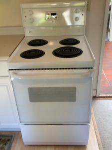 Small Kenmore Electric Coil Range