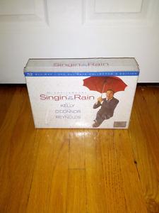 Singin in the rain 60th anniversary blu ray dvd new  edition