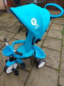 FREE 3 in 1 child's push bike
