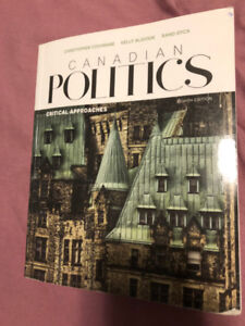 SELLING YORK UNIVERSITY POLITICAL SCIENCE TEXTBOOKS