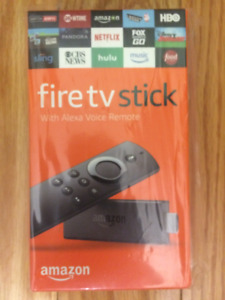 Brand New Amazon Fire Stick - Loaded Movies, TV, Adult, Etc!!!