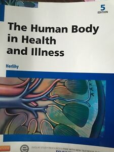 The Human Body in Health and Illness London Ontario image 1