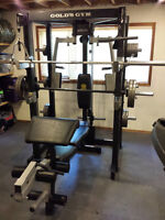 Gold's Gym Pro Series Home Gym