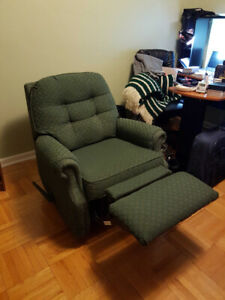 Recliner chair for sale. $100 OBO