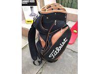 Titleist trolley golf bag