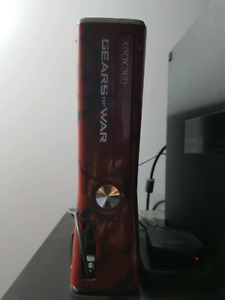 Xbox 360 édition Gears of war