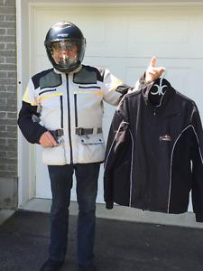 Vêtements de moto