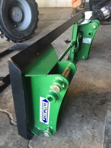 Quick attach adapters for AG Tractors