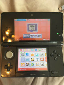 Nintendo 3DS with games!!