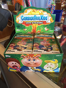 Garbage Pail Kids Trading Cards 2015 Series 1