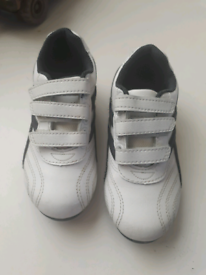 Boys trainers as new