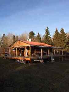 CAMP RENTAL ON BEAUTIFUL LAKE KIPAWA, QUEBEC, CANADA