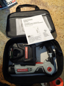 Craftsman Right angle hammer drill 12Volt AutoHAMMER! SEARS