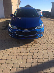 2016 Chevrolet Cruze LT TRUBO Sedan
