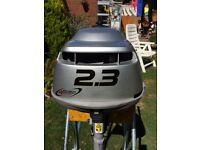 Honda 2.3 hp Air Cooled Short Shaft