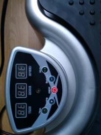 Powertec weight loss vibration plate
