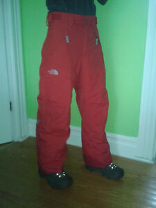 MEN'S  THE NORTH FACE FREEDOM SNOW PANTS Cambridge Kitchener Area image 2