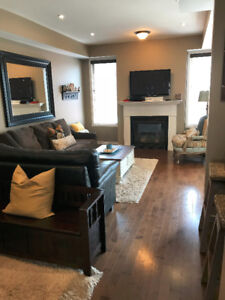 Executive 3 Bedroom Townhouse in Desirable Doon South Area