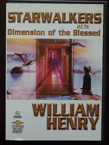 Starwalkers And The Dimension Of The Blessed - 2 DVD Set