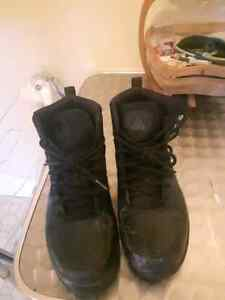 Nike boots size 9