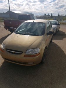 2004 chevy aveo5 for sale