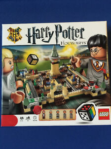 Harry Potter Hogwarts Castle Lego Board Game (Perfect Condition)