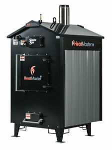 Heatmaster Outdoor Wood Furnace