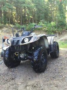 2008 grizzly 450