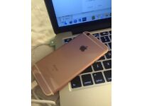 iPhone 6s rose gold (16gb) Vodafone