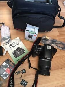 Great condition Canon EOS Rebel 450D
