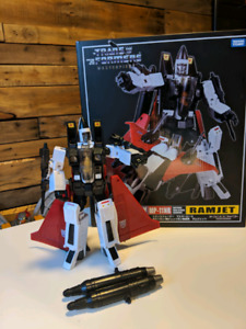 Transformers Masterpiece Ramjet MP11NR 100% Complete