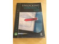 Unblocking contract law