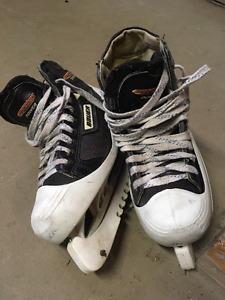 Men's Hockey Skates Size 10