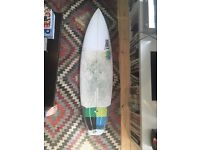Surfboard - NEW Al Merrick Channel Islands 'Fred Stubble', hardly ridden