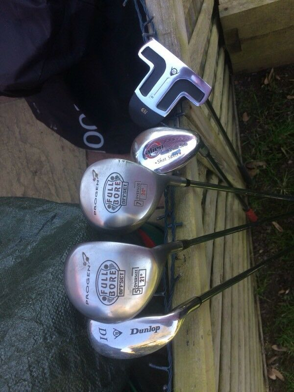 Assorted golf clubs for sale | in Great Yarmouth, Norfolk ...