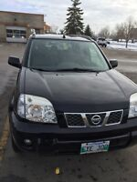 2005 Nissan x-trail safetied