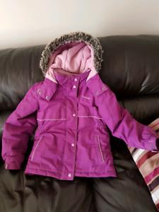 Winter jacket fize 7 oshkosh