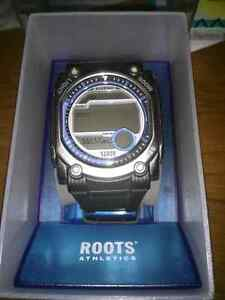 @ Like new in box men's Roots athletic watch
