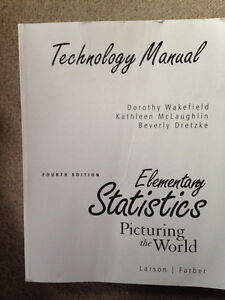 Elementary Statistics Picturing the World Fourth Edition with CD