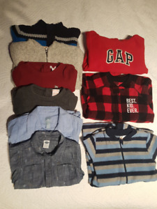12-18 and 18-24 month Fall/Winter Boys Clothing Lot
