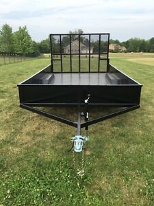 Brand NEW Landscape Trailer (all steel construction)