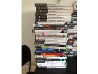 PS2 Games Bundle over 200 Games!
