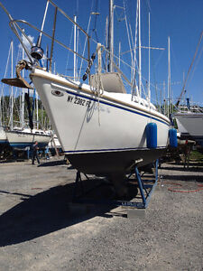 Voilier Catalina 27 pieds