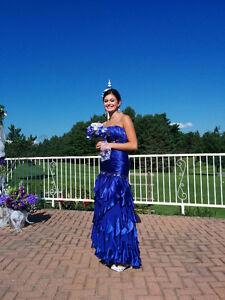 Beautiful Bridesmaid or prom dress