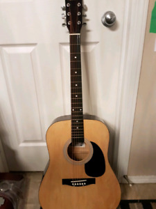 Great Full Sized Acoustic Guitar