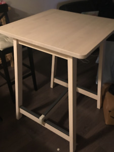 IKEA furniture for sale (Price dropped) : Bar bench, Bar Stool